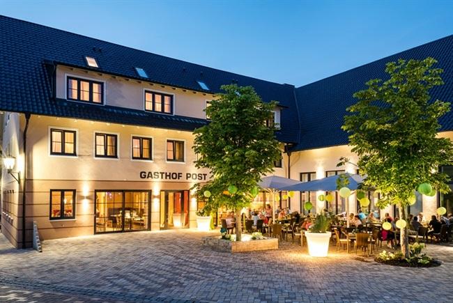 Hotel Post Bad Gronenbach