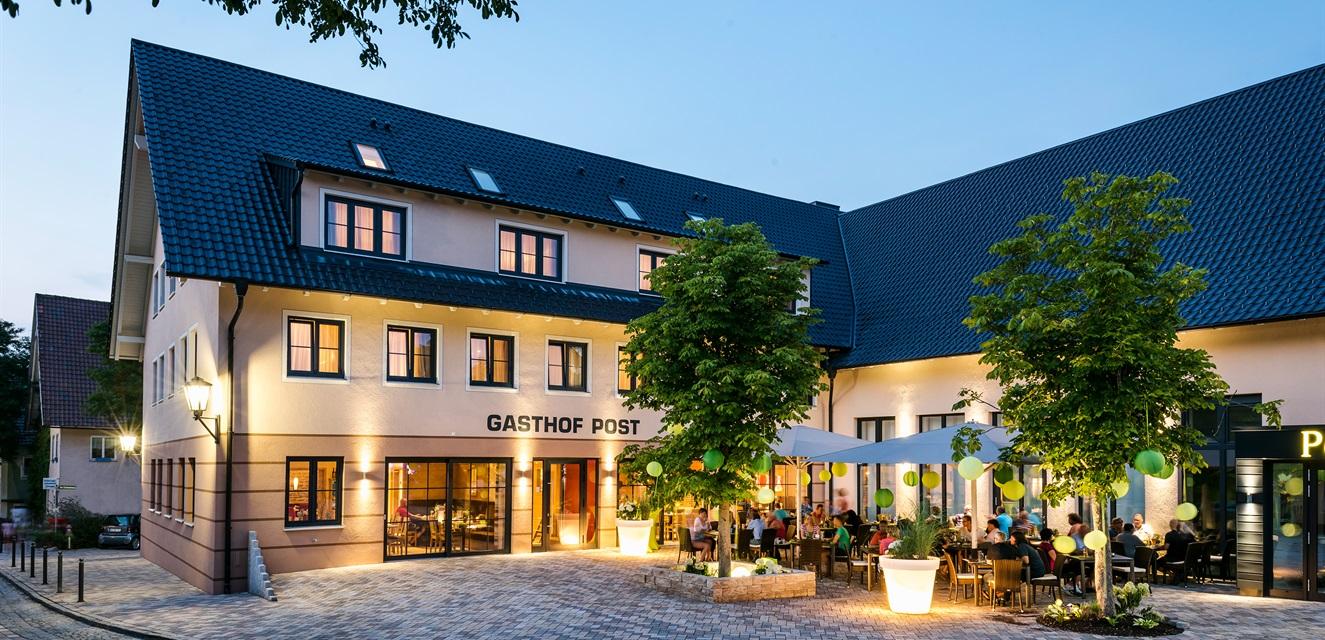 Die Post Hotel Gasthof